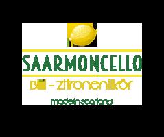Saarmoncello - der BIO-Zitronenlikör aus dem Saarland Logo